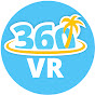 4K vacation 360 VR