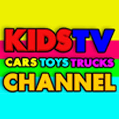 Kids TV Cars Toys Trucks Videos & Learn Colors's channel picture