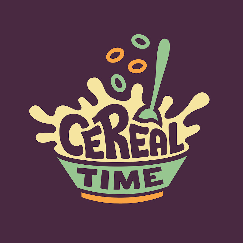 Cereal Time Photo