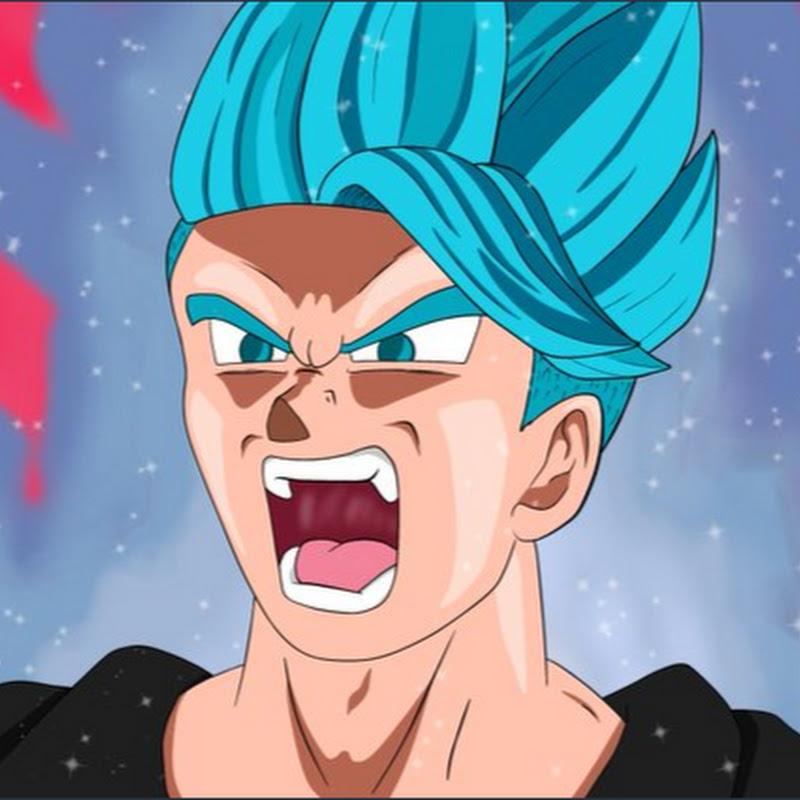 GOKU SUPER SAIYAJIN BLUE VS GOHAN MISTICO ! DRAGON BALL