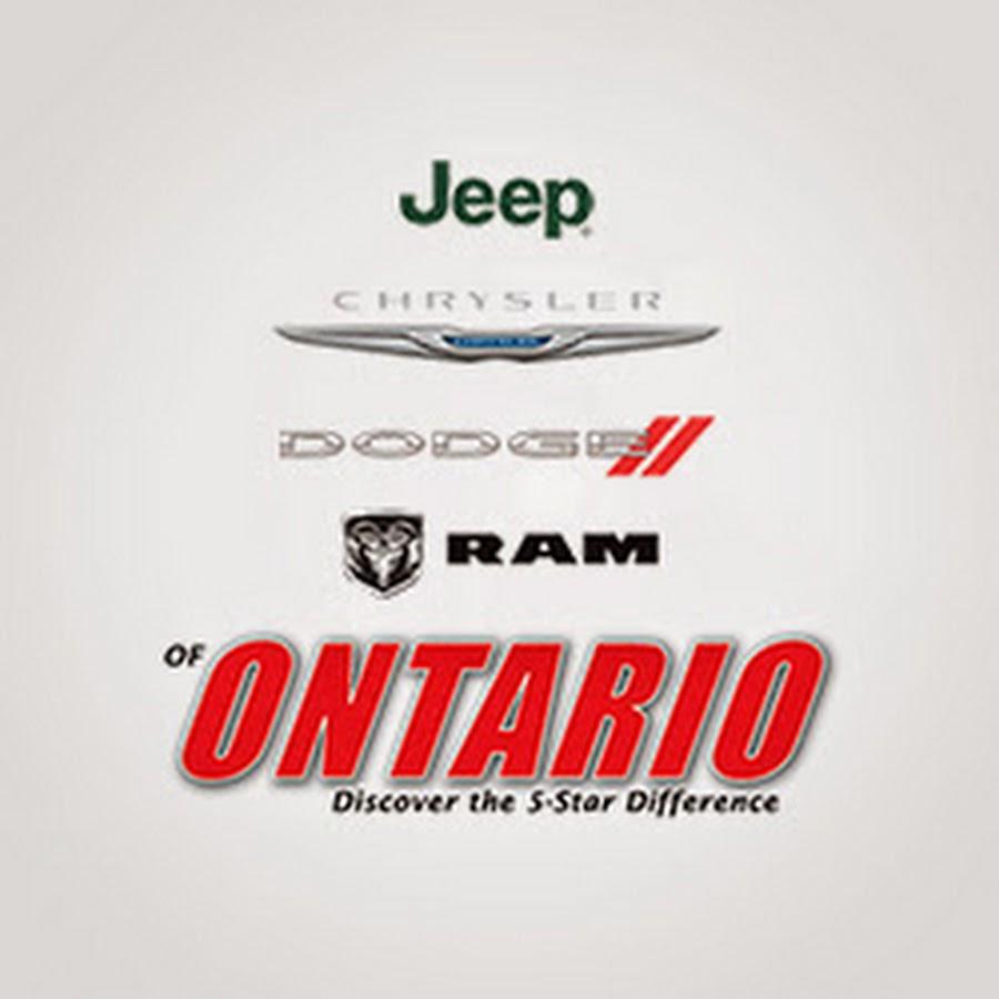 Ontario Chrysler Jeep Dodge Ram: Jeep Chrysler Dodge RAM FIAT Of Ontario