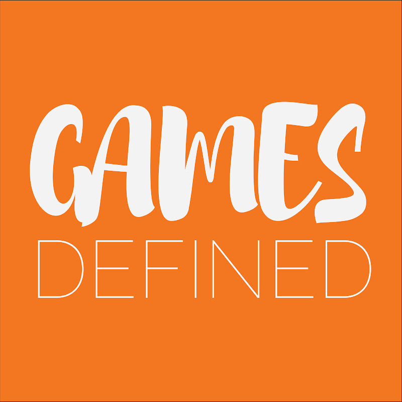 Games Defined