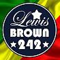 Lewis Brown 242 TV