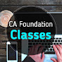 CA Foundation Classes