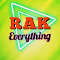 R.A.K everything