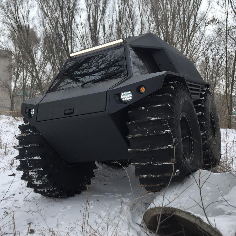 THOR Ultimate ATV
