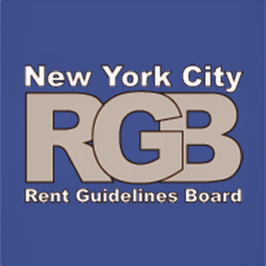 Nyc Rent: NYC Rent Guidelines Board