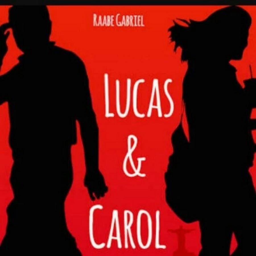 História Da Carol E Do Lucas Moura Caluz Da Silva