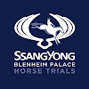 SsangYong Blenheim Palace Horse Trials