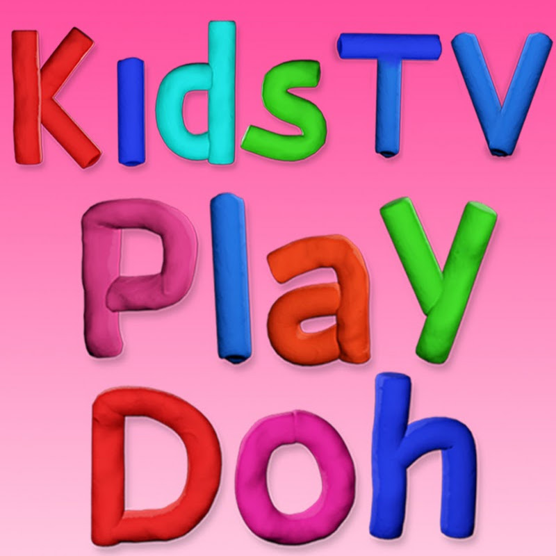 Kids TV Play Doh - How to DIY