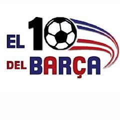 El 10 del Barça Antes El Penalti