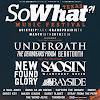 So What?! Music Festival