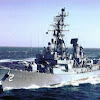 Adams Class Guided Missile Destroyers