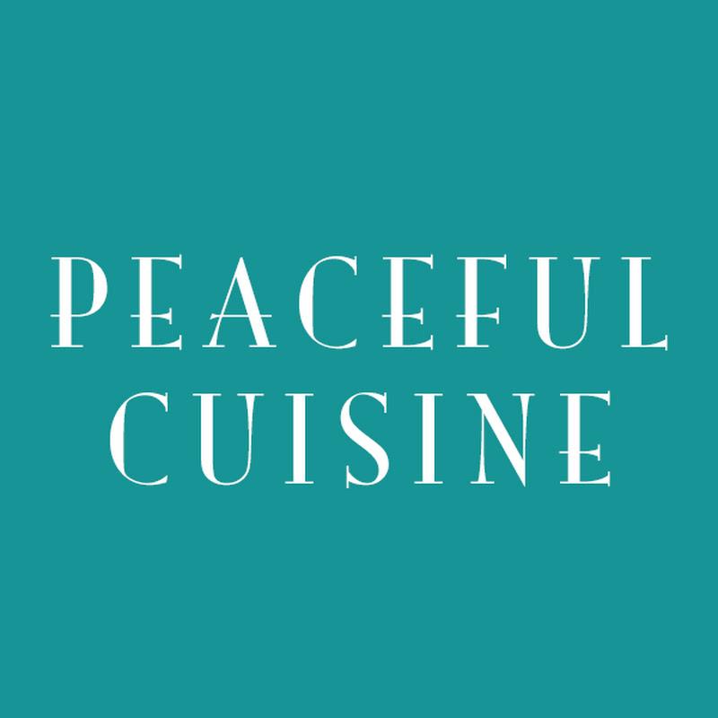 Peaceful Cuisine logo