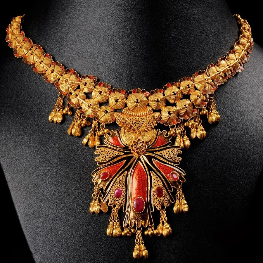 Latest Indian Jewellery Designs 2015: Latest Jewellery Designs
