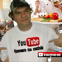 Homem Na Cozinha