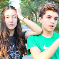 Irina and Anton