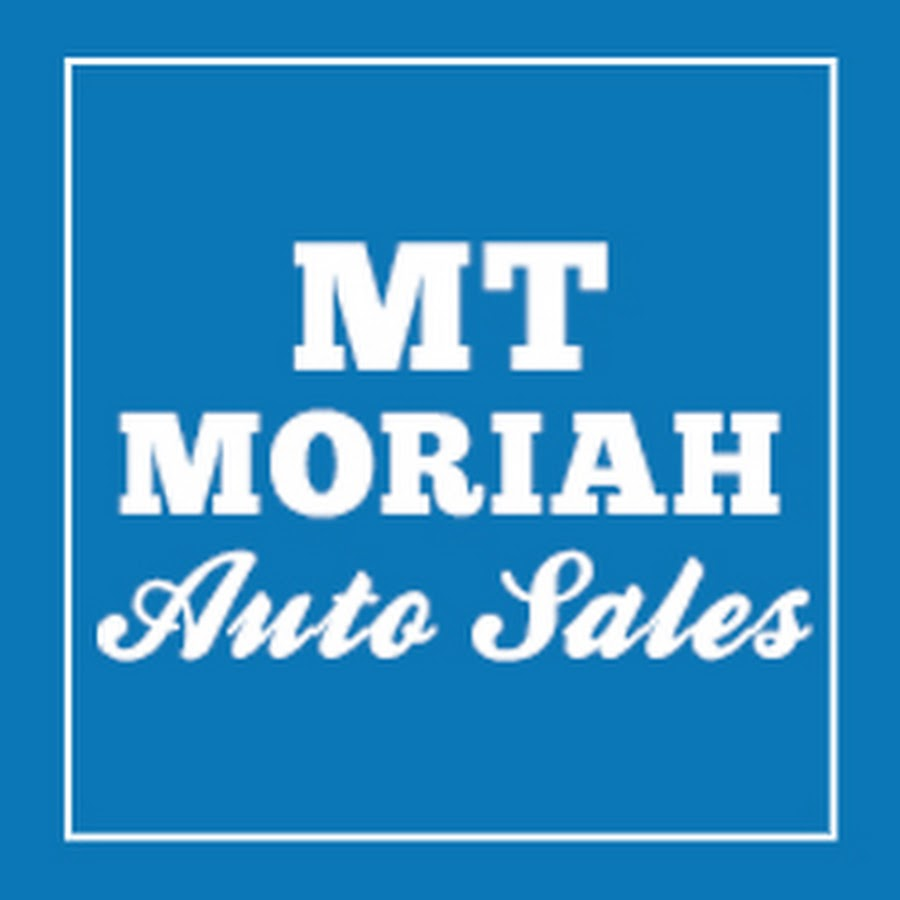 Mt Moriah Auto Sales Youtube