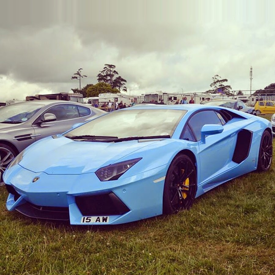 Supercars Of England