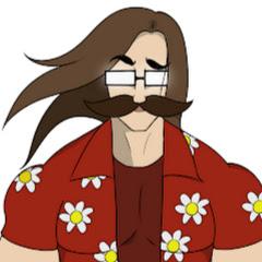 Moustached Villain