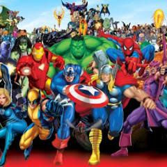 Superhero Battles