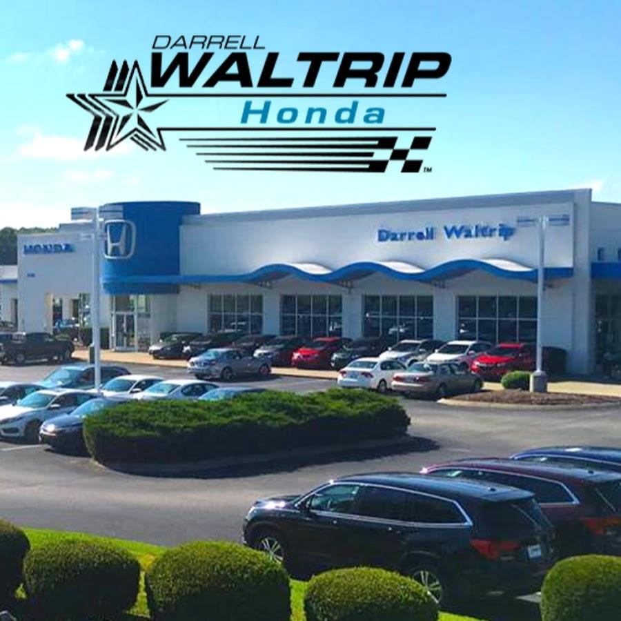 Darrell Waltrip Honda
