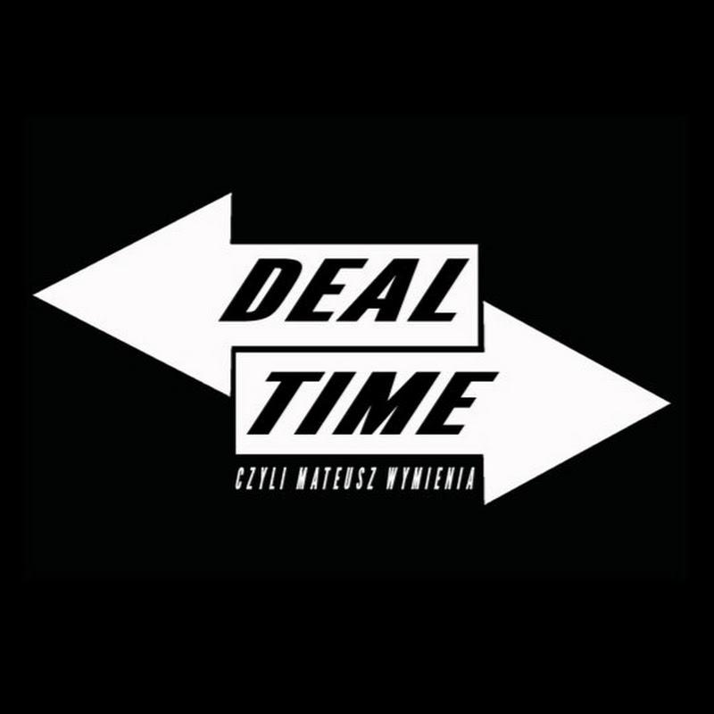 Deal Time, czyli Mateusz wymienia