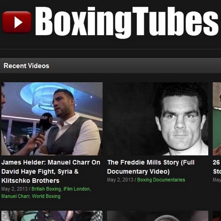 Boxing Tubes