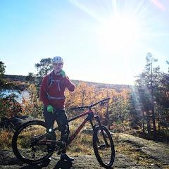 Just a Mountainbiker