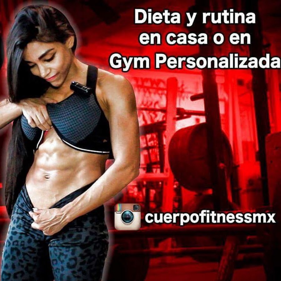 TuCuerpoFitness mx - YouTube