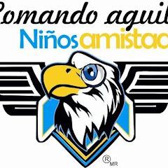 Comando Águila Niños Amistad