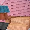 Colorful Metal Roofing Tiles PENGLAI CHINA