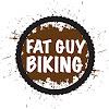 Fat Guy Biking