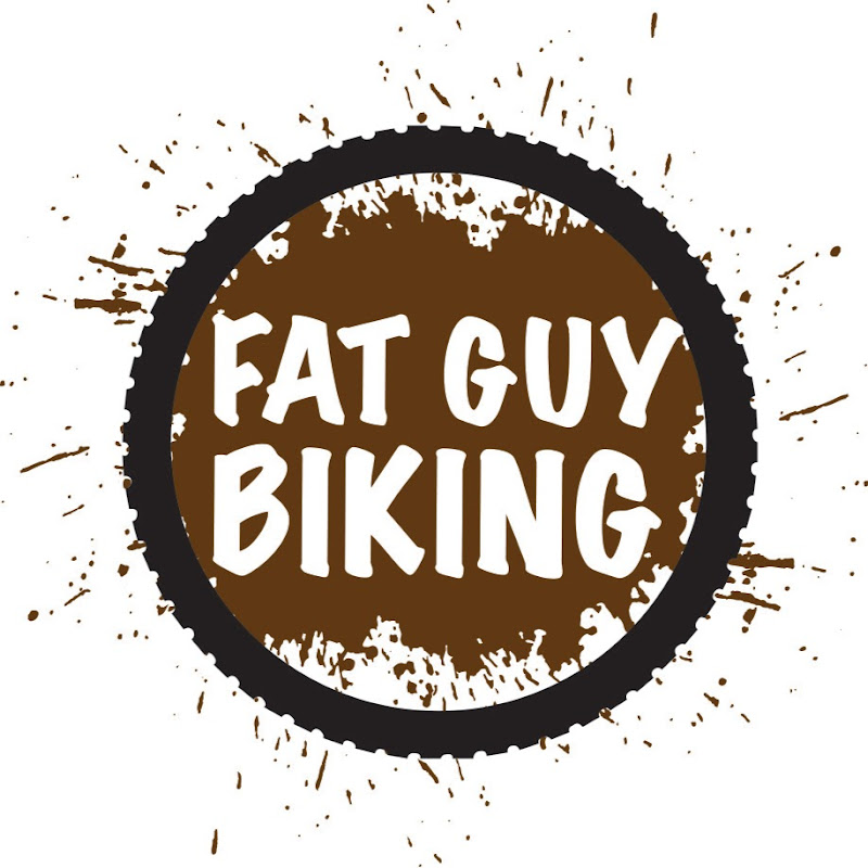 Fat Guy Biking