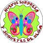 HUEVOS SORPRESA Y