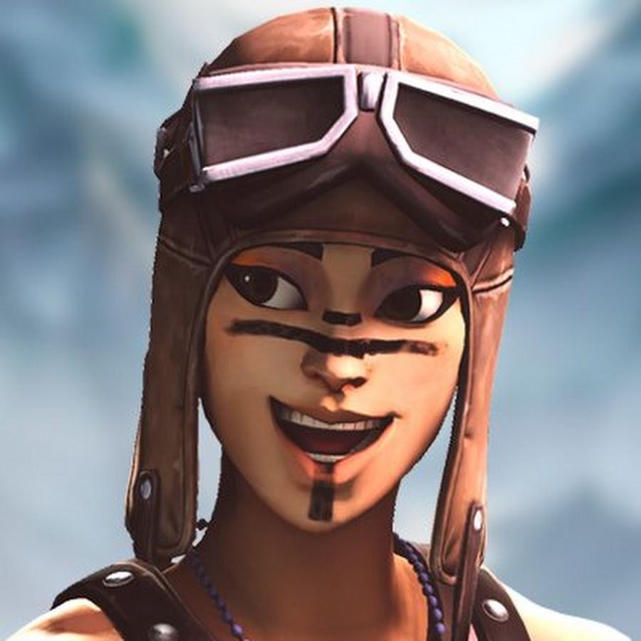 Renegade Raider Thumbnail: Loot Harlzyy