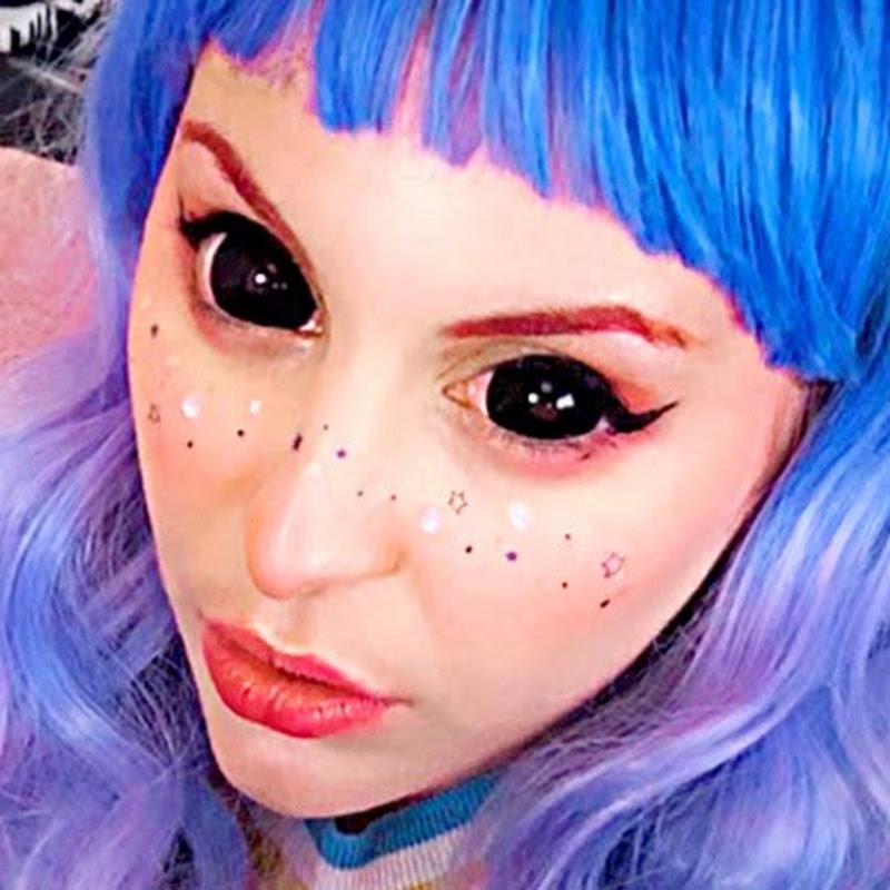 sexxxyblood maquillaje para 2019