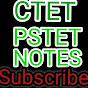 PSTET/CTET Notes