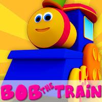 Bob The Train - Nursery Rhymes & Cartoons for Kids