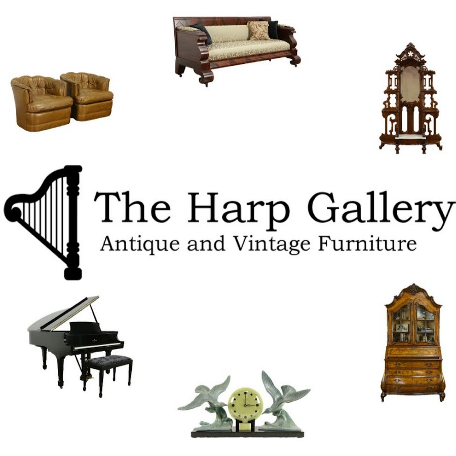 Skip navigation - The Harp Gallery Antiques & Furniture - YouTube