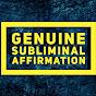 Genuine Subliminal