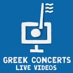 GreekConcerts LiveVideos