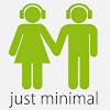 just minimal