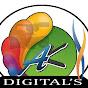A.K Digital's life