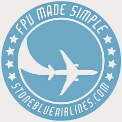 Stone Blue Airlines Hobby Shop