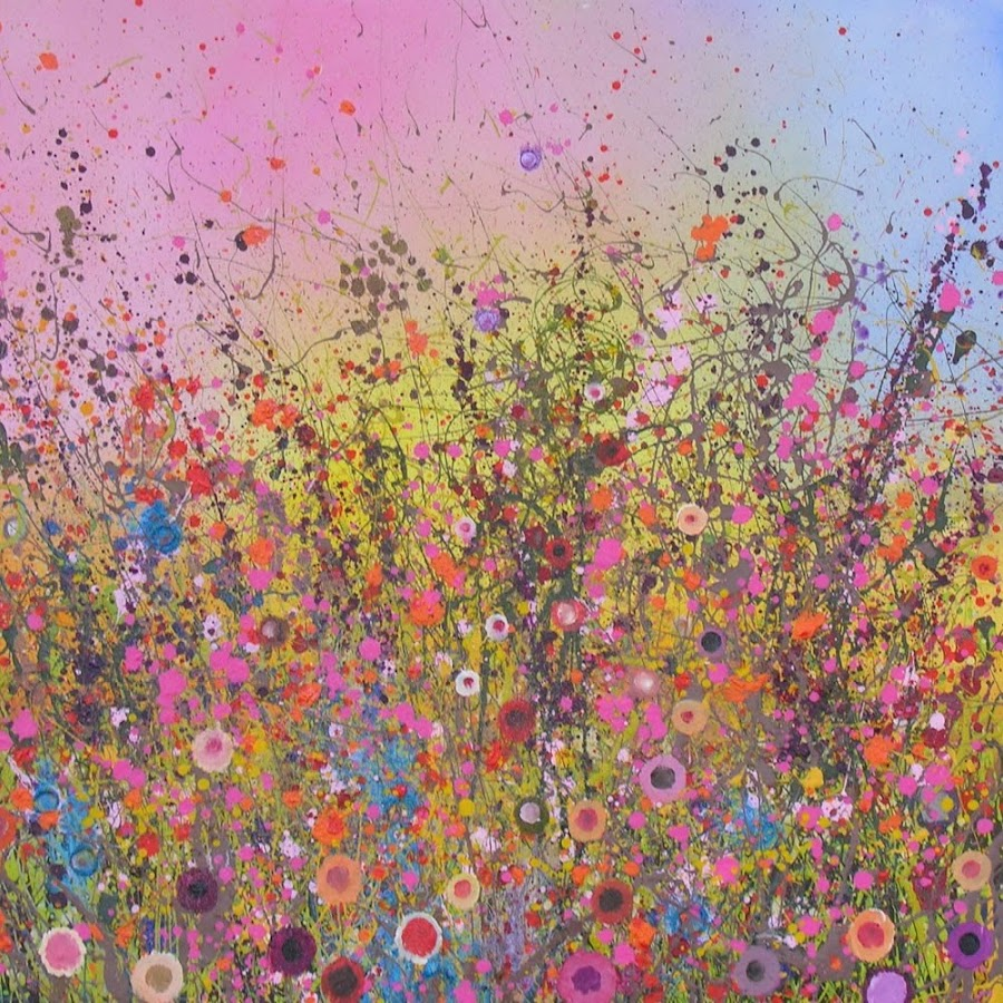 f0dffb711a7 Yvonne Coomber Art - YouTube