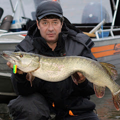 Рыбалка с Григоричем