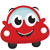 RED FUNNY CAR
