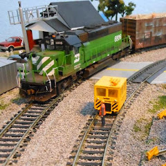 Burlington Northern Modeler