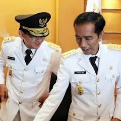 Jokowi Ahok Marah